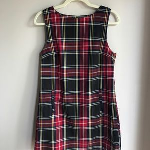 ❤️URBAN OUTFITTERS PLAID DRESS WITH POCKETS